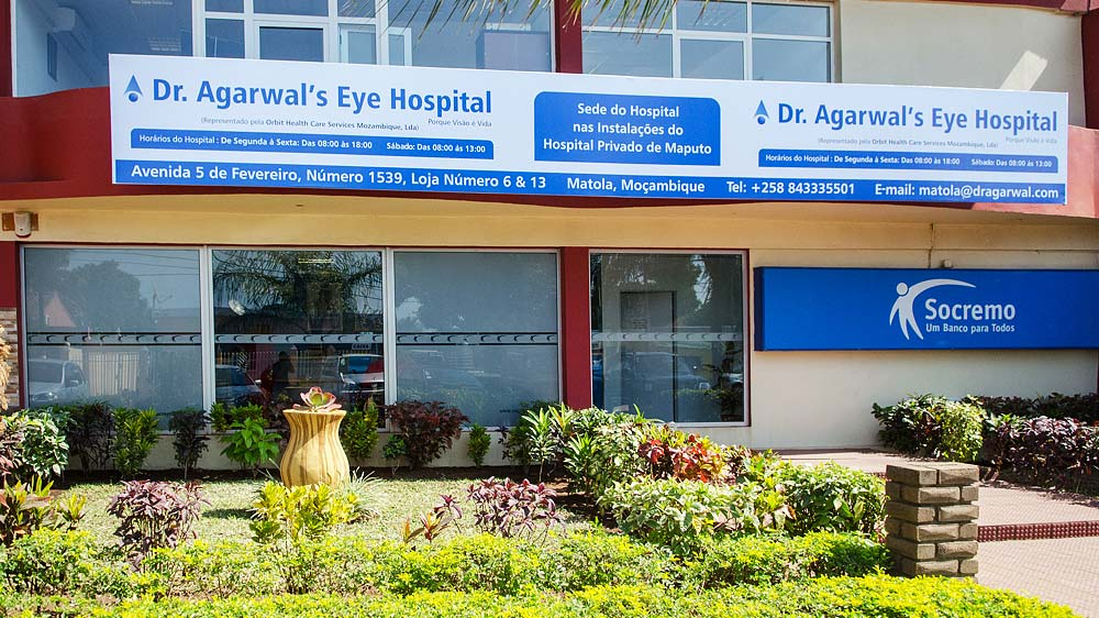 Dr Agarwal's Eye Hospital eyes to open 140 new centres by 2020