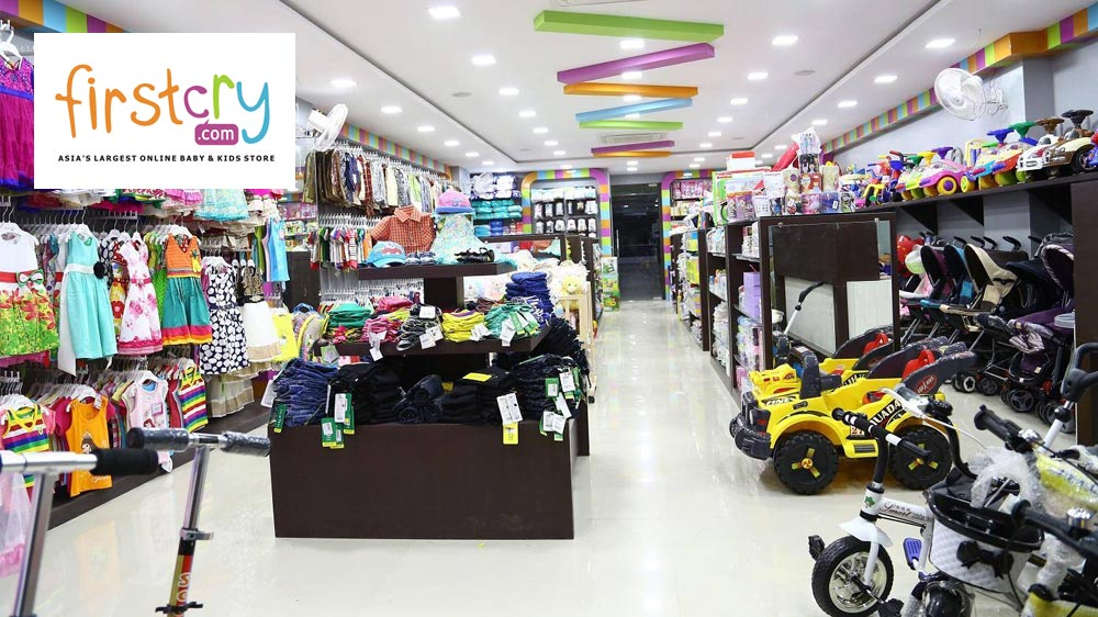 Firstcry.com to double its retail outlet in 2015