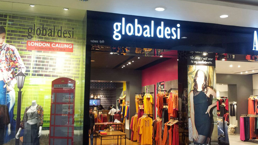 Global Desi styles up Delhi with its 10th store