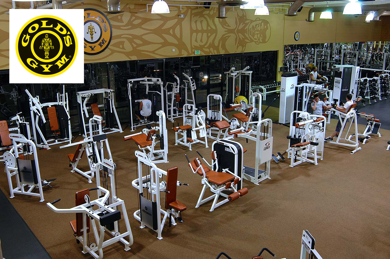 Golden jubilee for Gold's Gym