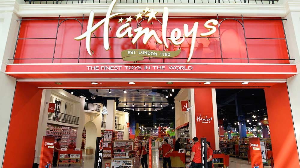 Hamleys now in Chennai too