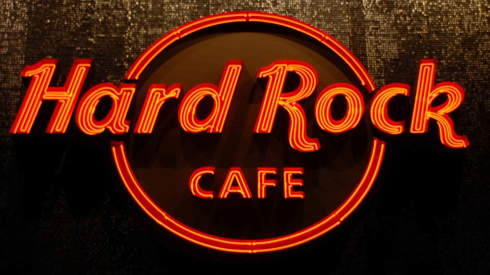 Hard Rock Café steams into Hyderabad