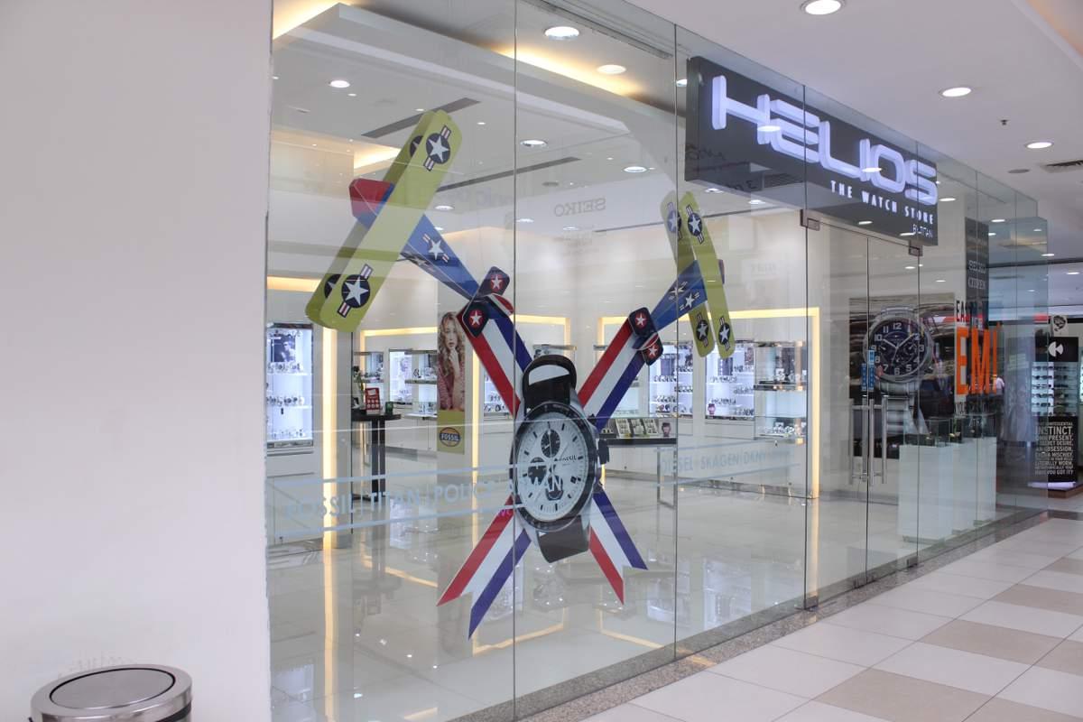 Helios partners with Swiss watchmaker Raymond Weil