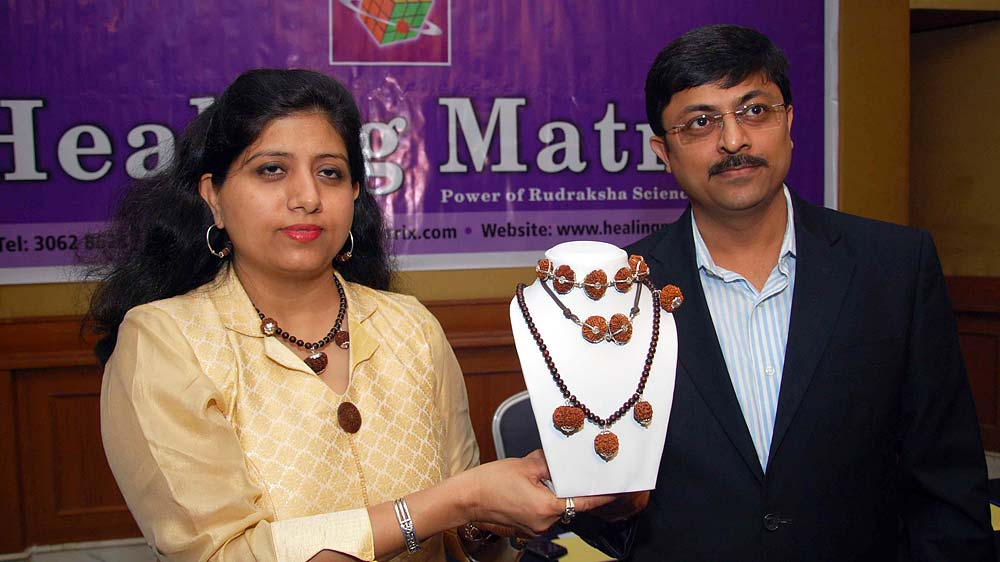 Hyderabad gets India's first Rudraksha Science Therapy centre