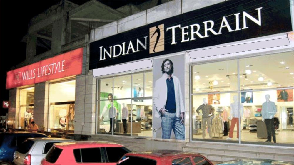 Indian Terrain growing confidently with its franchise model