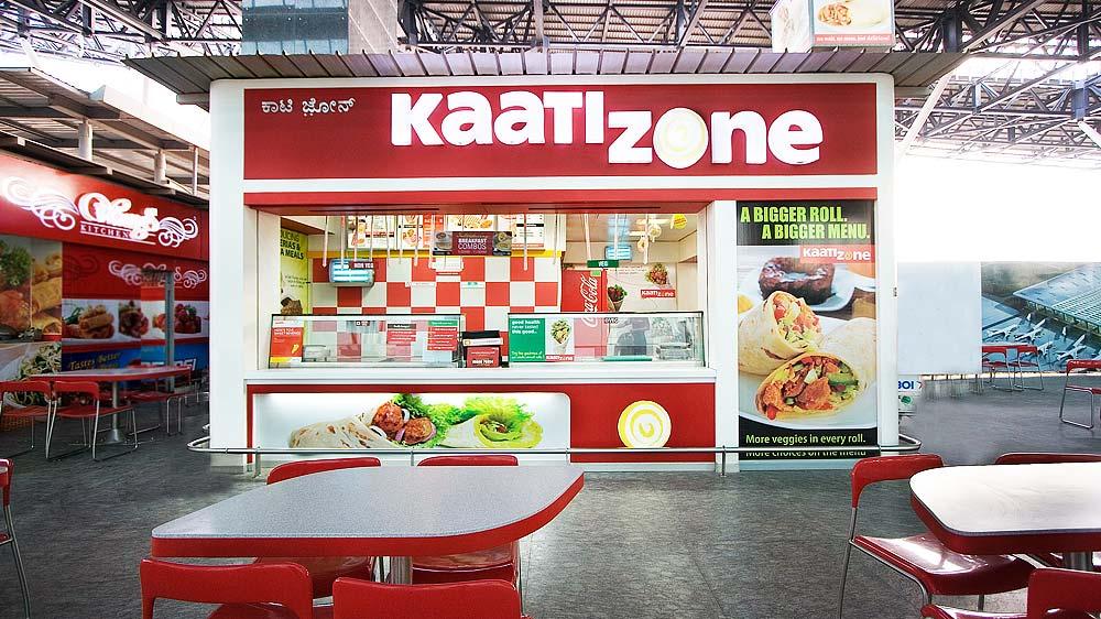 Kaati Zone enters Hyderabad