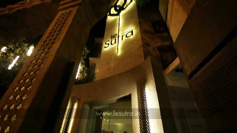 Le Sutra is India's most unique hotel
