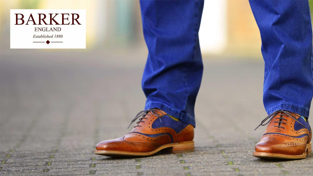 Lloyds Luxuries brings Barker shoes to India