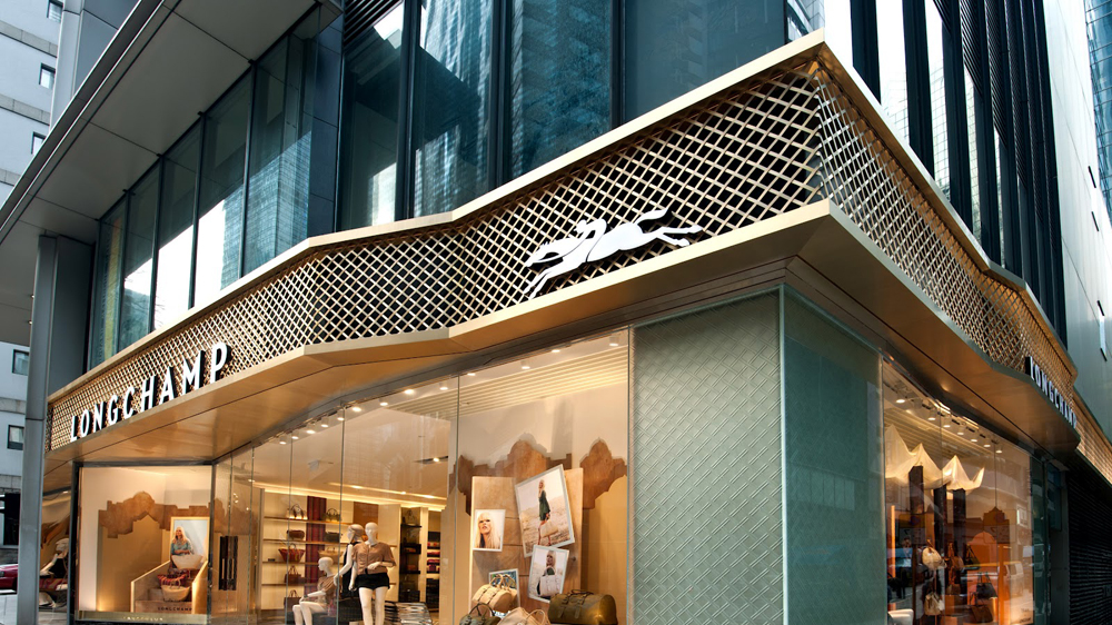 Longchamp is in the move to open six more stores in India