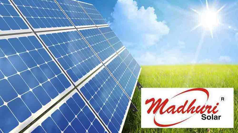 Madhuri Solar on an expansion spree