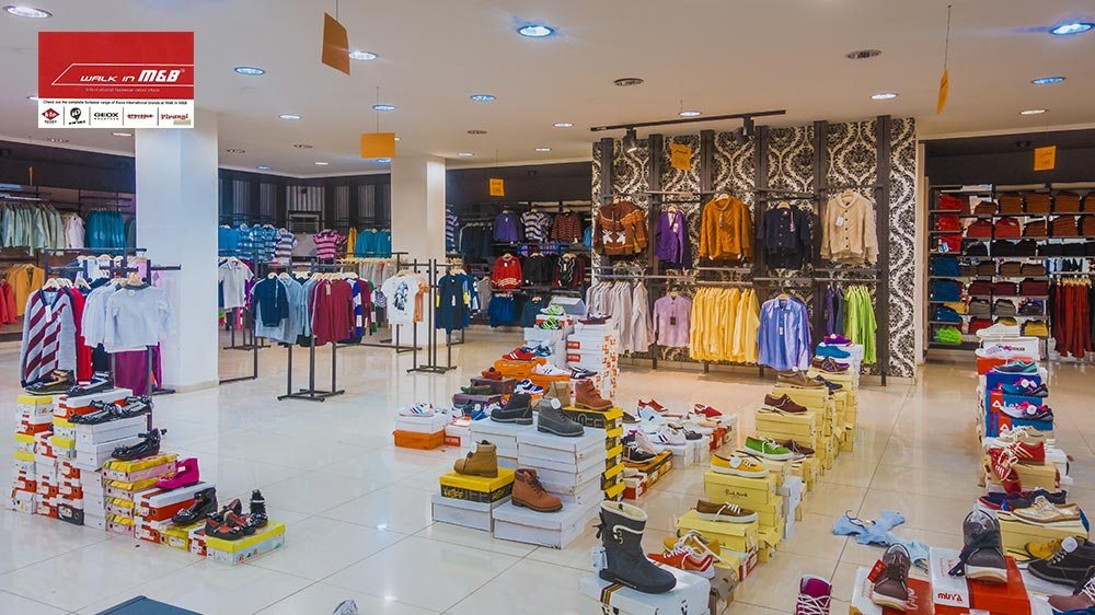 M&B ventures in apparel and accessories retail: prefers franchise route for expansion