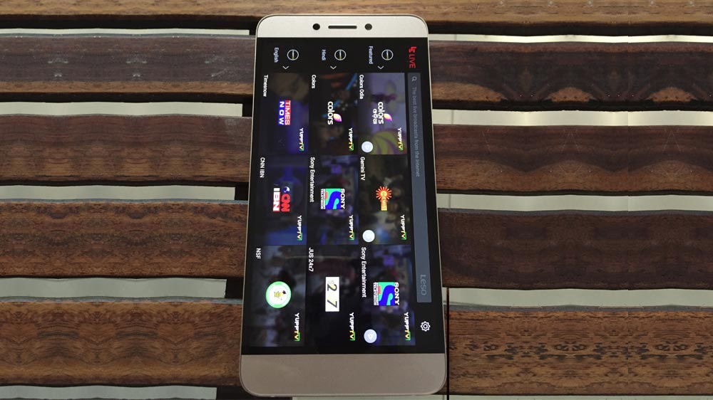 LeEco eyes 50% sales from brick and mortar model