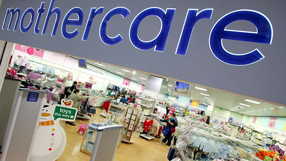 Mothercare denies rumours on parting ways with Shoppers Stop