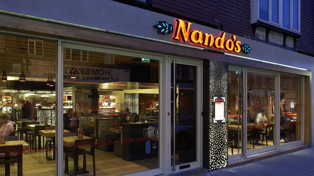 Nando's plans pan India expansion