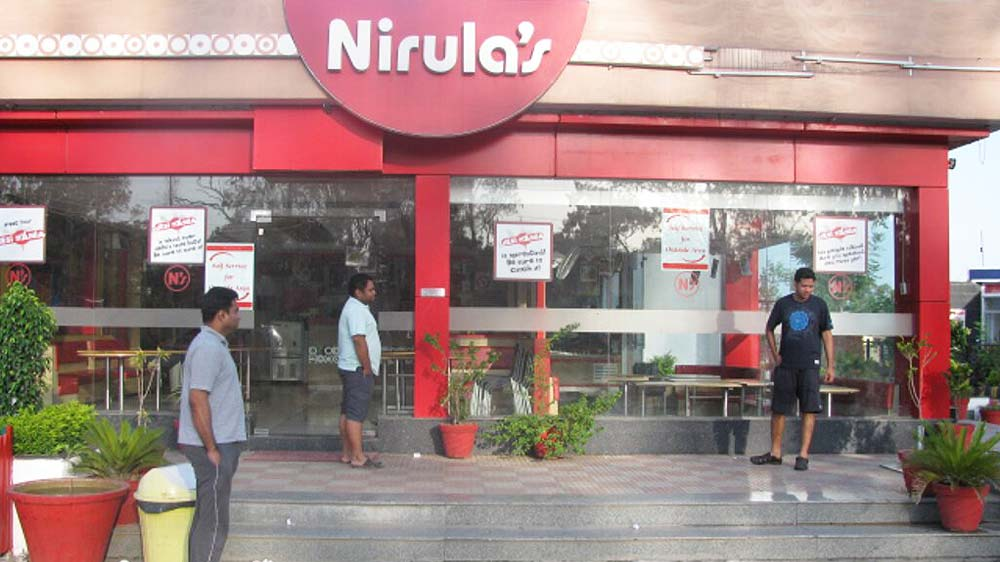 Nirula's launches new casual dining format