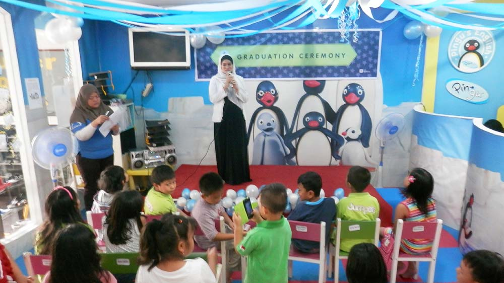 Pingu's English signs Early Learners as its master franchisee