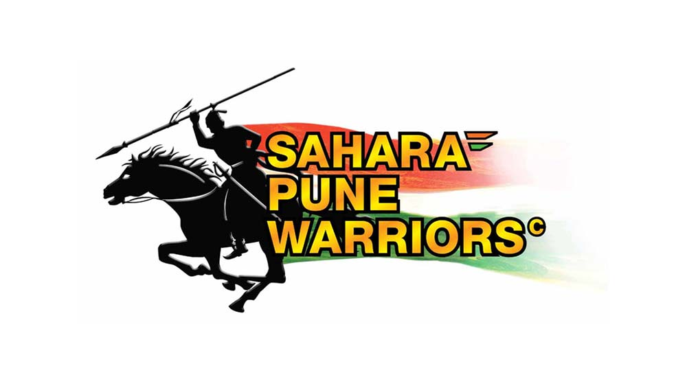Sahara India Pariwar unveils the logo of Pune IPL team