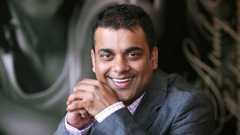Sanjay Coutinho is now Om Pizza's CEO