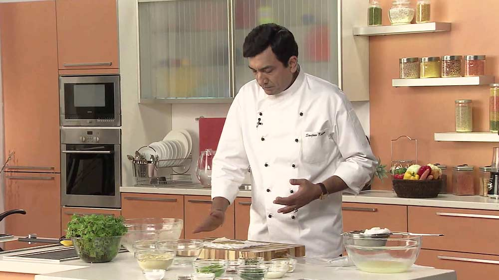 Sanjeev Kapoor launches 'Indii'