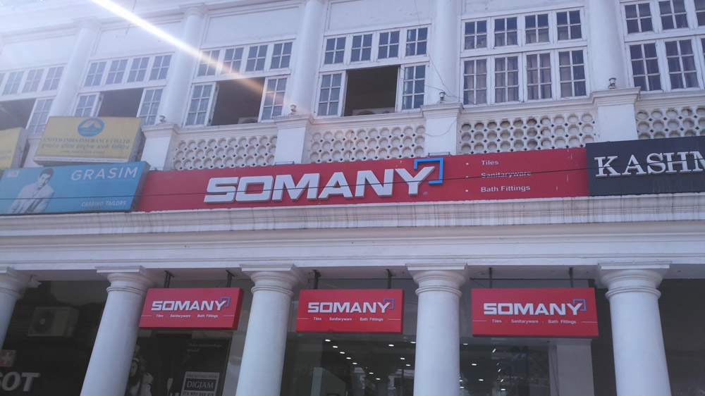 Somany Ceramics Ltd. Continues Its Network Expansion in Mumbai
