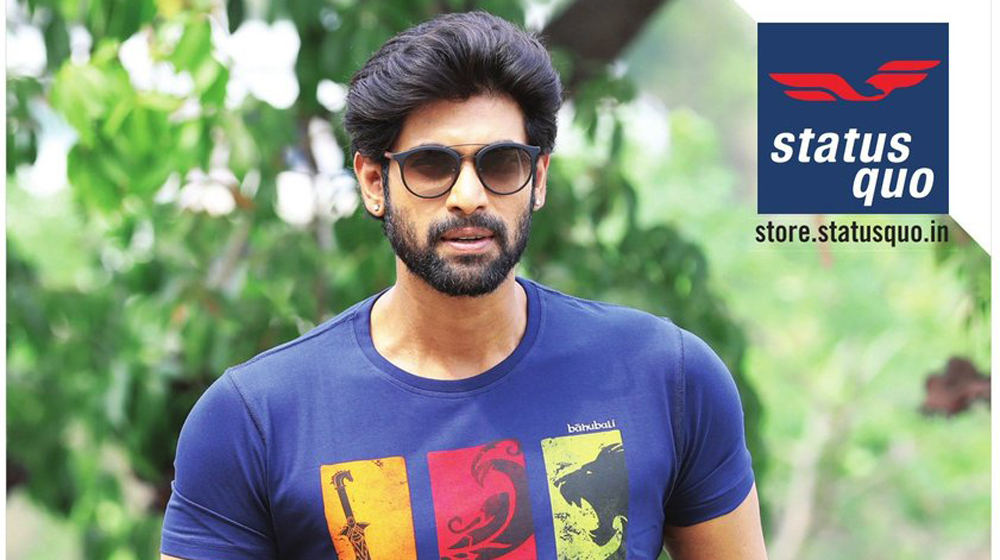 ​Status Quo becomes official fashion partner for Baahubali