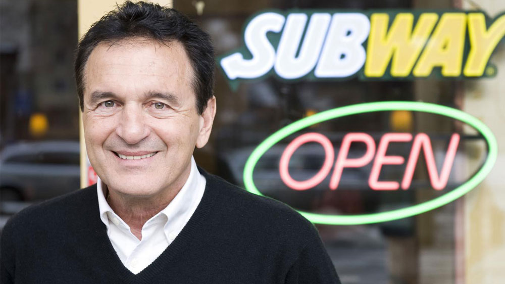 Subway Co-founder Fred DeLuca passes away, had opened his first shop at the age of 17