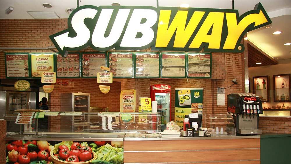 Subway completes double century in India