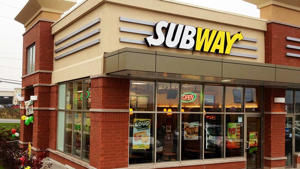 Subway's chief marketing officer steps down, to start own venture