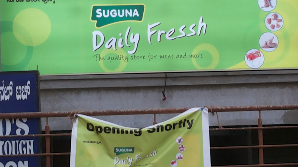 Suguna Daily Fressh seeks partners across the South & West