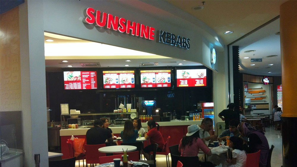 Sunshine Kebabs now in Chandigarh