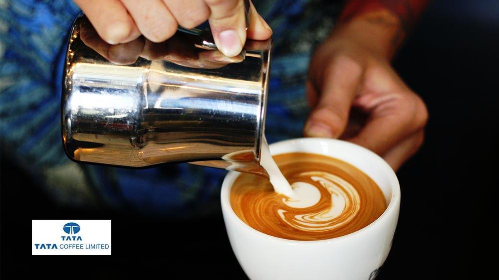 Tata Coffee launches first outlet