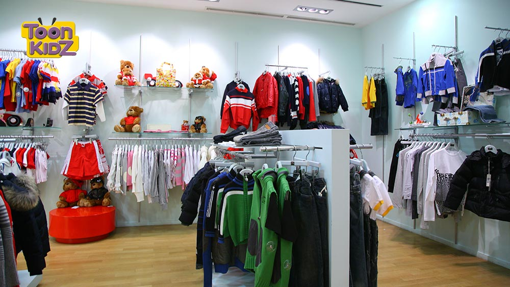 Toon Kidz showroom launched at Noida
