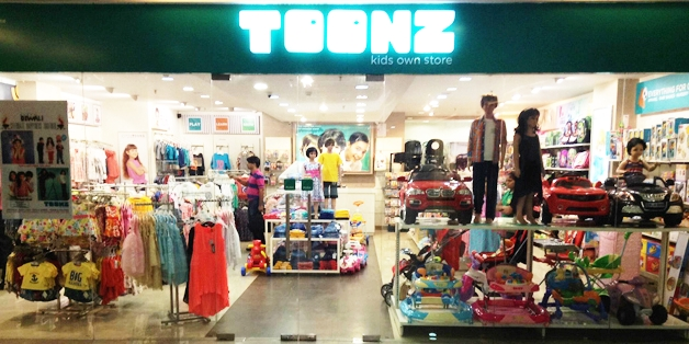 Toonz Retail eyes for a bounty of Rs 100 crore sales by FY18