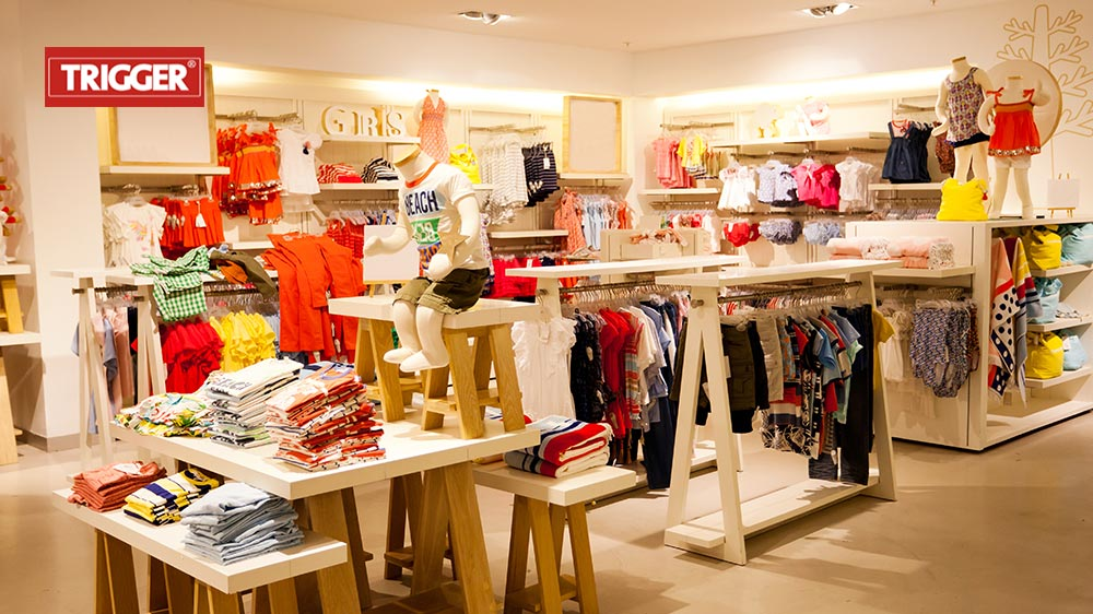 Trigger Apparels hits the retail segment; opens a showroom in Coimbatore