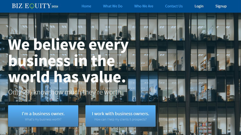 BizEquity spreads its wings to discover the growing tech hub India