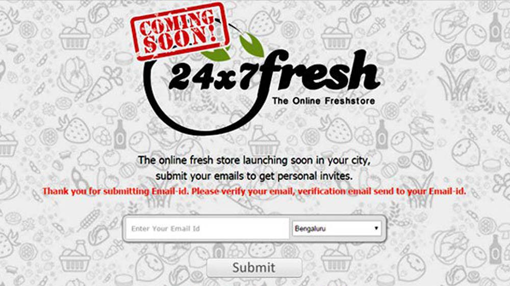 24x7Fresh to hire 1500 professional in 12 months across India