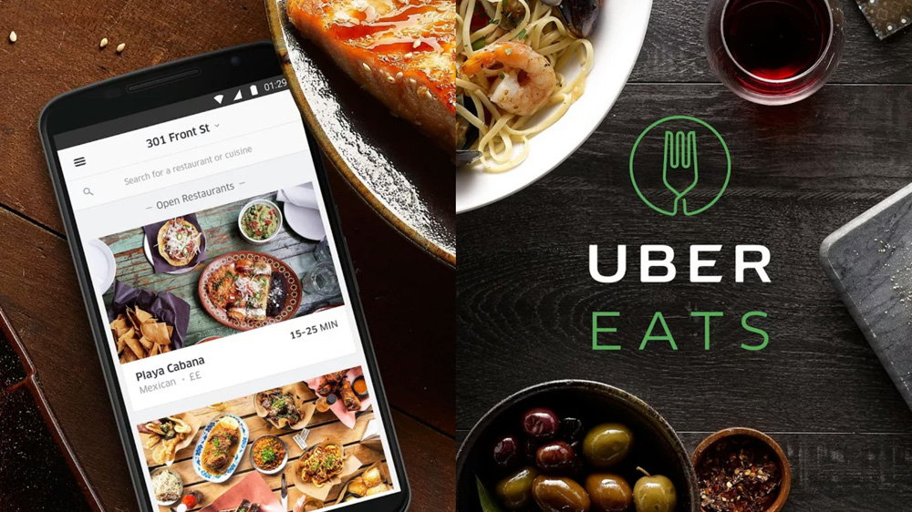 mobile food delivery app Uber Eats launches in Kolkata