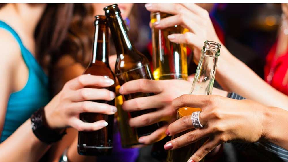 India's per capita alcohol consumption doubles in 11 years