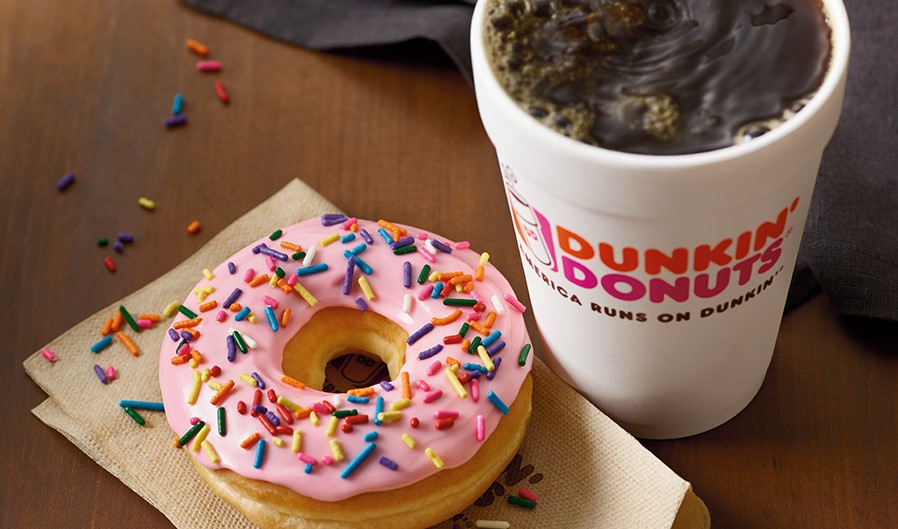 Dunkin' Donuts to drop 'donuts' from its name