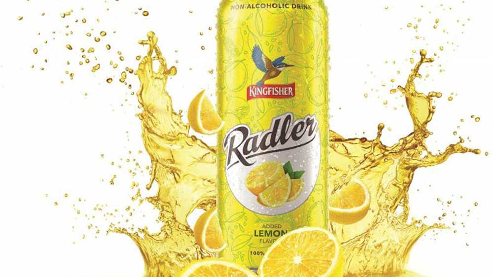 United Breweries enters into non-alcoholic beverage segment with Kingfisher Radler