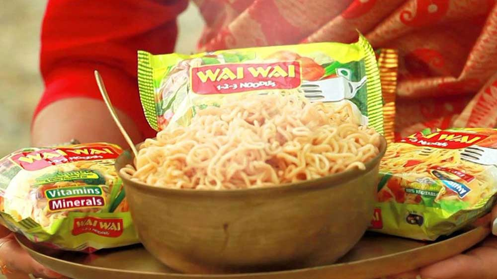 Market share for Wai Wai noodles grows to 28% in India