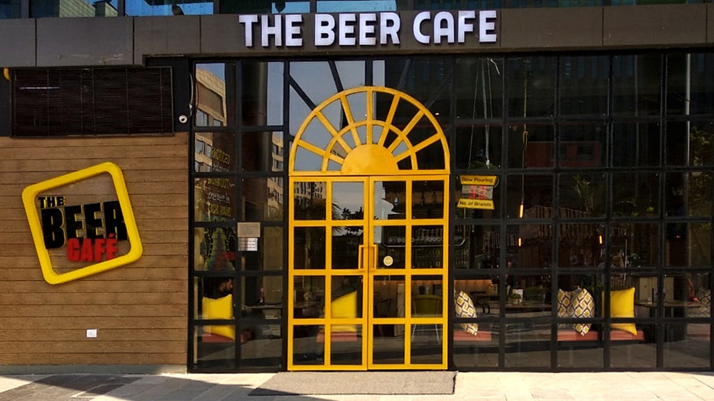 The Beer Café Opens 40th Outlet in Delhi's Aerocity