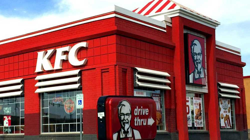 Yum! Brands reports double-digit sales growth in India