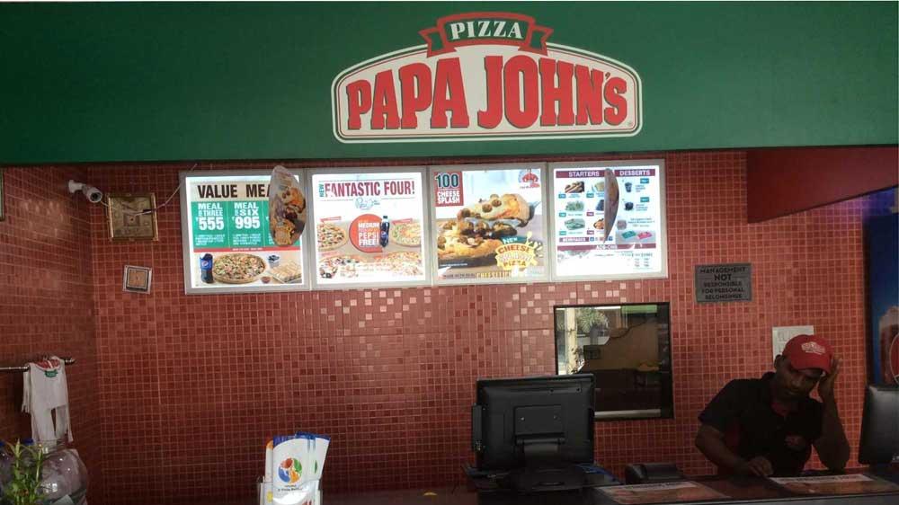 Papa John's Enters Into National Partnership with DoorDash