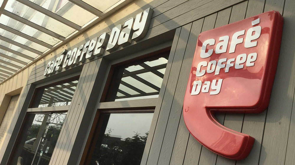 Café Coffee Day opens 1st outlet of Coffee Day Square in Hyderabad