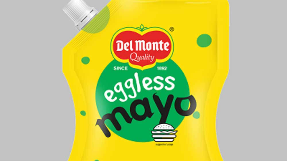Del Monte unveils spout packs of its mayonnaise spreads range