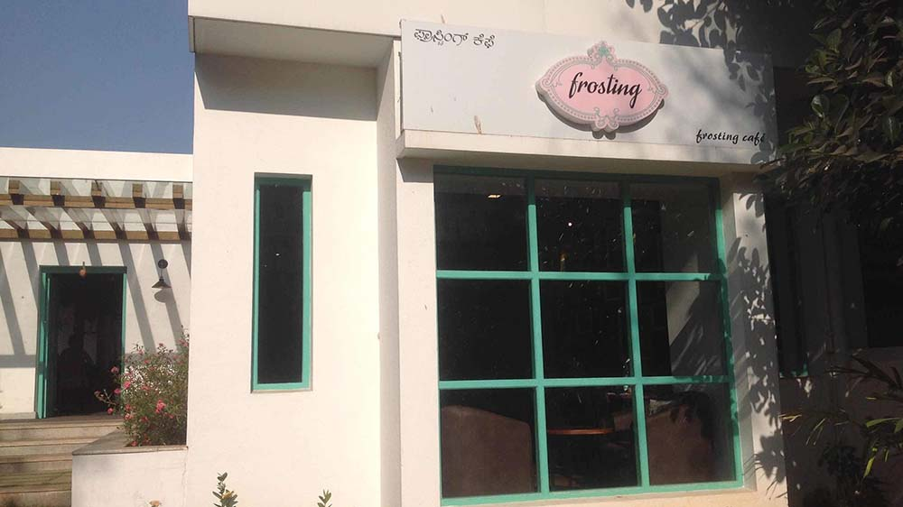 """Frosting introduces """"Indian Fusion Food"""""""