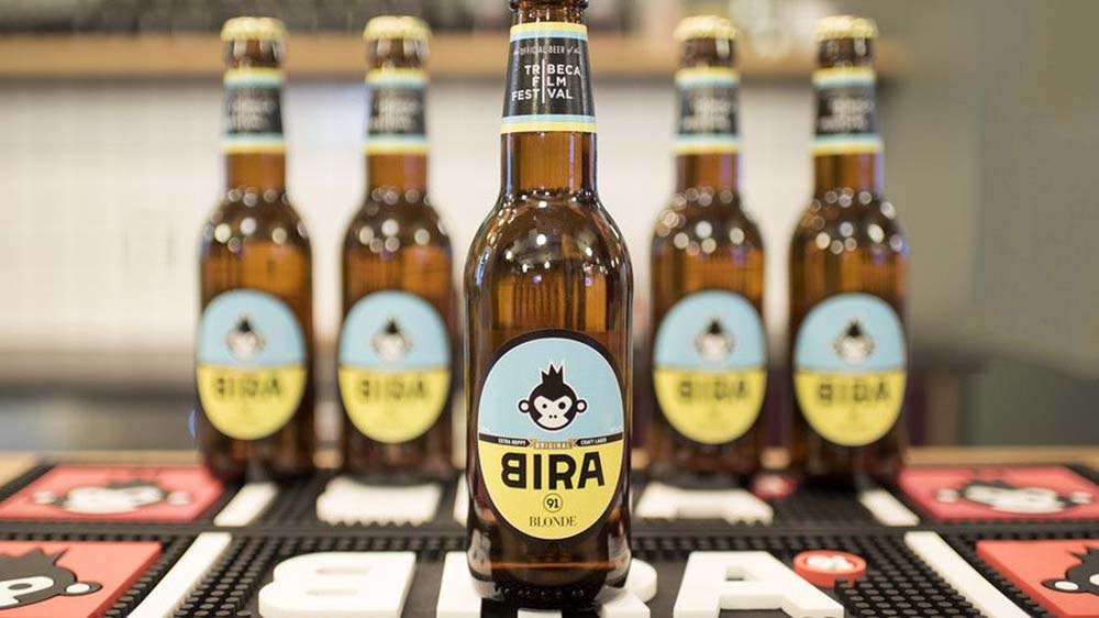 Bira 91 introduces a sub-brand Boom to enter the mass beer market