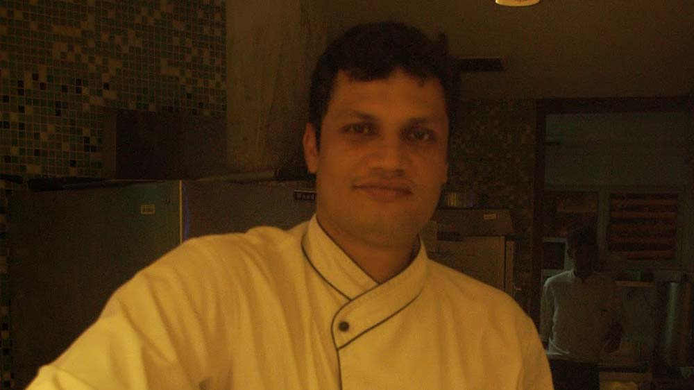 Chef David appointed as Executive Chef