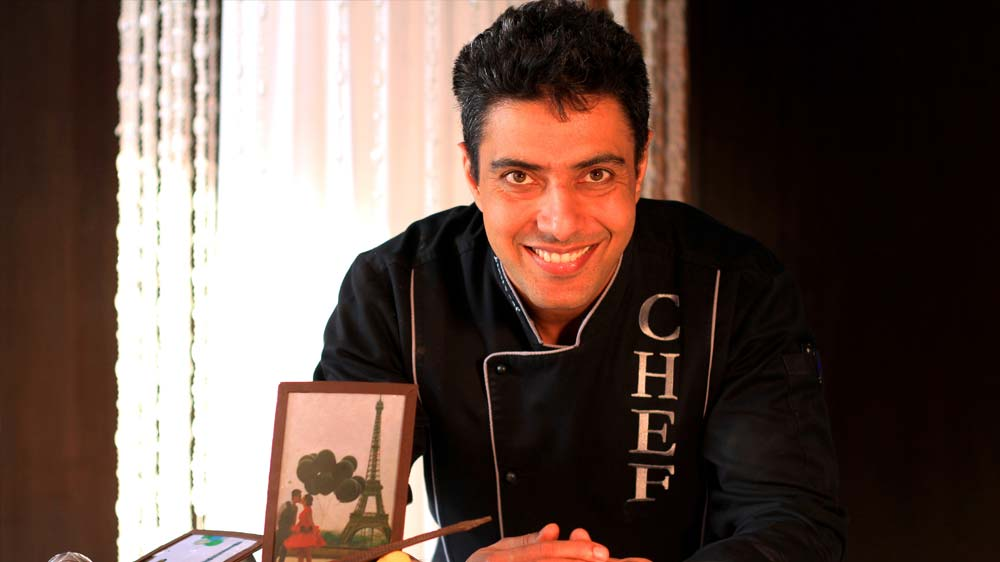 Chef Ranveer Brar to promote \'Go\' Brand by Parag Milk